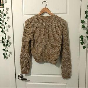 ✨NWT✨Garage    Knit Sweater